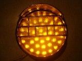 Фара светодиодная круглая