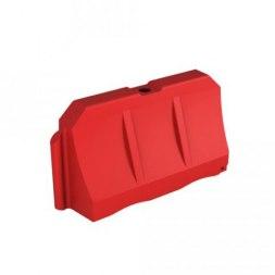 Блок дорожный пластиковый водоналивной - 1200 - Фото 1