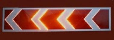 Светодиодный дорожный знак 1.34.1 (1.34.2) - Фото 1