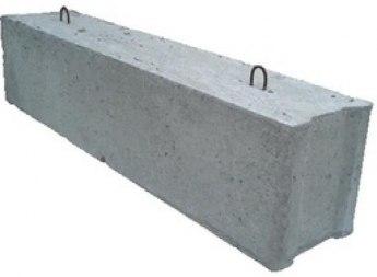 ФБС – фундаментные блоки стеновые - Фото 1