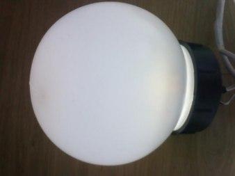 Фонарь сигнальный светодиодный ФС-12 НСП, круглый, белый - Фото 6
