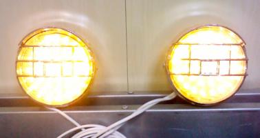 Комплект фар светодиодных, импульсных - Фото 1