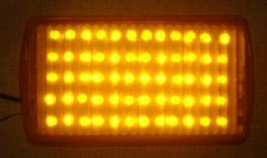 Фара светодиодная прямоугольная - Фото 1