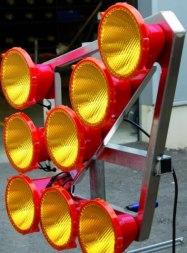 Указательная светодиодная стрелка из 8 ламп. - Фото 1