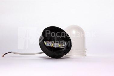Фонарь сигнальный светодиодный ФС-12, НСП, «жёлудь», белый - Фото 2