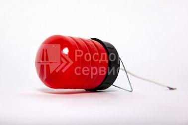 Фонарь сигнальный дорожный светодиодный ФС-12, НСП, цилиндр - Фото 3