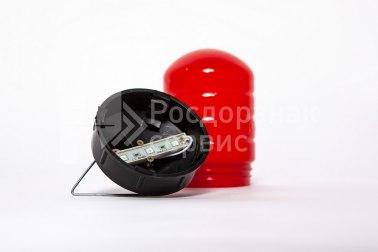 Фонарь сигнальный дорожный светодиодный ФС-12, НСП, цилиндр - Фото 5