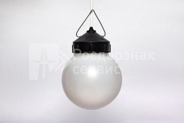 Фонарь сигнальный светодиодный ФС-12 НСП, круглый, белый - Фото 4