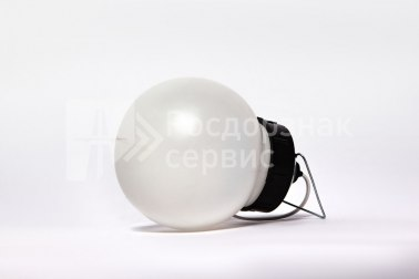 Фонарь сигнальный светодиодный ФС-12 НСП, круглый, белый - Фото 3