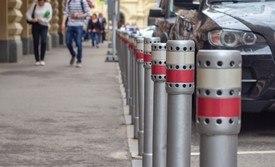 Парковочные ограждения – разновидности, плюсы
