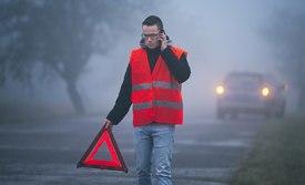 Светоотражатели для пешехода: желание или обязанность?