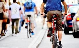 Безопасность велосипедистов на дороге