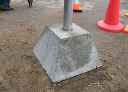 Опор бетон цементный раствор доставка